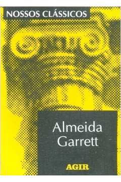 Almeida Garrett - Nossos Clássicos 122