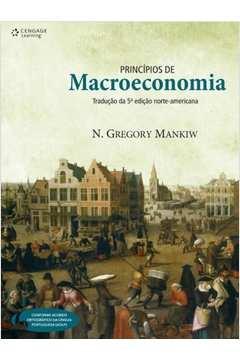 Princípios de Macroeconomia (5º Edição)