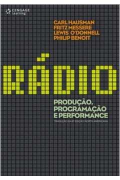 Rádio: Produção, Programação e Performance - Tradução da 8 Edição Norte-Americana