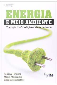 Energia e Meio Ambiente - Traducão da 5 Edicão Norte Americana