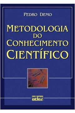 METODOLOGIA DO CONHECIMENTO CIENTIFICO