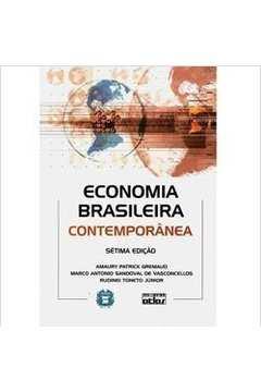 Economia Brasileira - Contemporânea