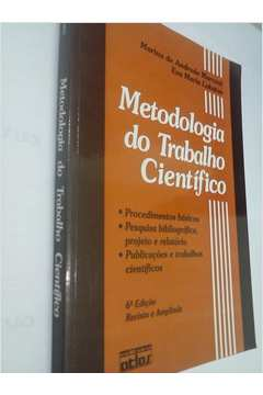 Metodologai do Trabalho Científico
