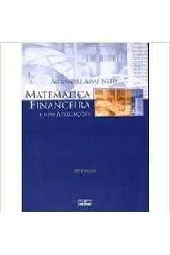 Matemática Financeira e suas Aplicações 10ª Edição