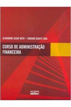 CURSO DE ADMINISTRACAO FINANCEIRA
