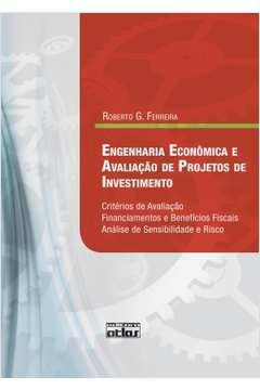 Engenharia Econômica e Avaliação de Projetos de Investimento