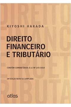 Direito Financeiros e Tributário