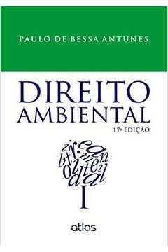 Direito Ambiental - 16ª Edição