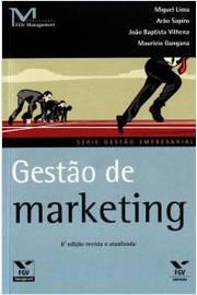 Gestão de Marketing  - Série Gestão Empresarial