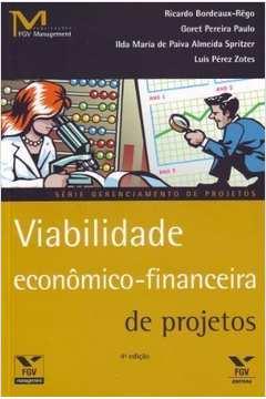 Viabilidade Economico-financeira de Projetos 4a Ediçao