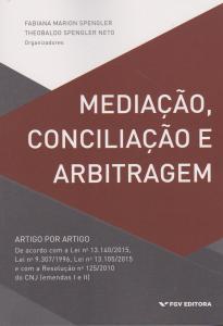 Mediacao Conciliacao e Arbitragem 01ed 16