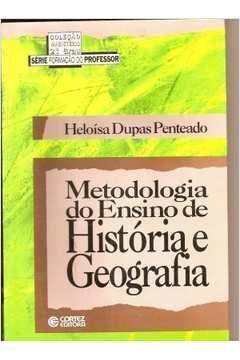 Metodologia do Ensino de História e Geografia - 10ª Edição