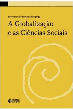 A Globalização E As Ciências Sociais