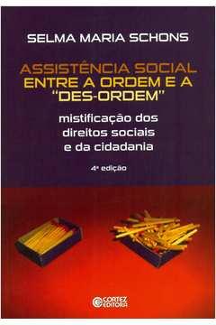Assistência social entre a ordem e a