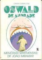 Memórias Sentimentais de João Miramar 9ª Edição