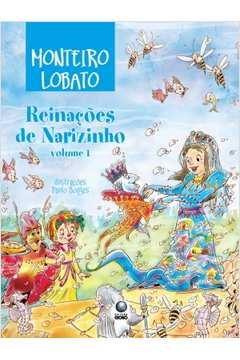 Reinações De Narizinho - Volume 1