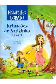 Reinações de Narizinho Volume 2