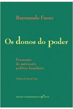 DONOS DO PODER, OS - EDICAO COMEMORATIVA 50 ANOS