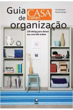 Guia de Organização Casa e Jardim