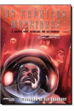 As Crônicas Marcianas - Graphic Novel Autorizada por Ray Bradbury