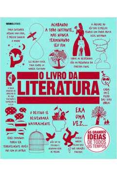 Livro da Literatura o Colecao as Grandes Ideias de Todos os Tempos