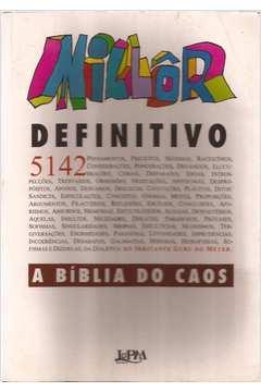 Millôr Definitivo - Uma Antologia de a Bíblia do Caos (1224)