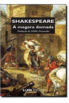 A Megera Domada - Coleção L&pm Pocket