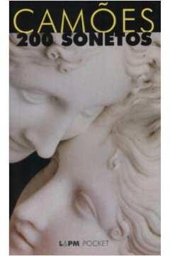 200 Sonetos - de Bolso