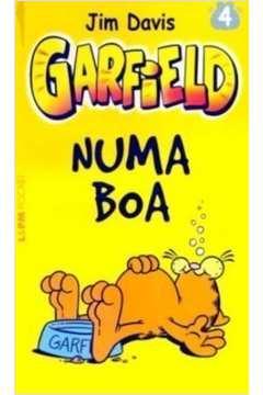 Garfield numa Boa 4