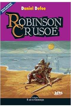 Robinson Crusoé - Versão Adaptada para Neoleitores
