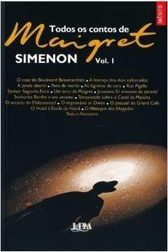 Todos Os Contos De Maigret V.1