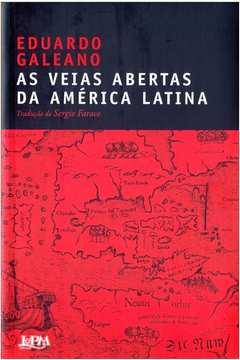 Veias Abertas da América Latina, as - Tamanho Grande 14x21