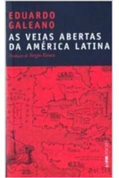 Veias Abertas Da America Latina, As - Bolso