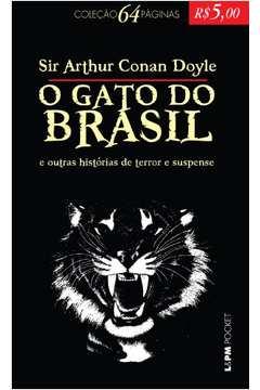 O Gato do Brasil - e Outras Histórias de Terror e Suspense