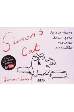 Simons Cat - as Aventuras de um Gato Travesso e Comilão