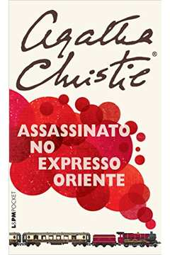 ASSASSINATO NO EXPRESSO ORIENTE - BOLSO