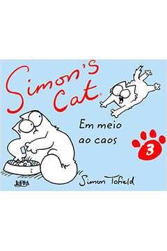 Simon's Cat - em Meio ao Caos