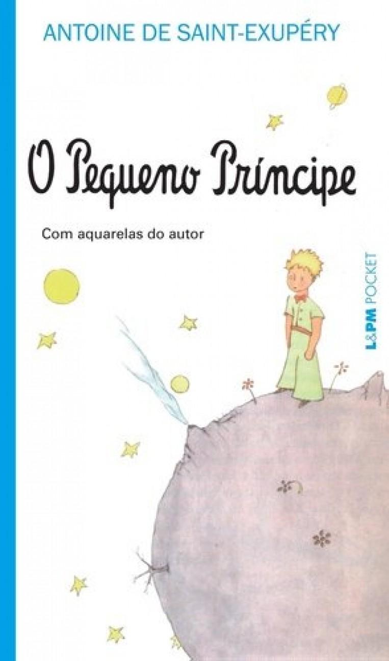 PEQUENO PRINCIPE, O - BOLSO