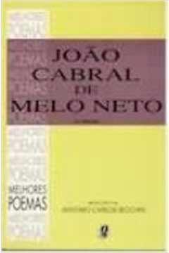 Os Melhores Poemas de João Cabral de Melo Neto