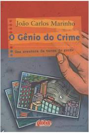 O Genio do Crime -col. Aventuras da Turma do Gordo