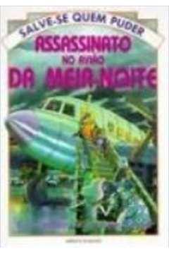 Assassinato no Avião da Meia-noite