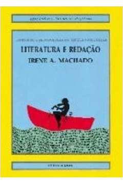 Literatura E Redacao - Conteudo E Metodologia Da Lingua Portuguesa