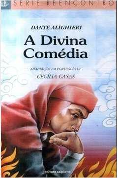 A Divina Comedia Adaptação Cecília Casas - Série Reencontro