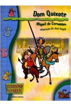 Dom Quixote - Série Reencontro Infantil