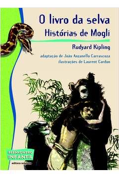 O Livro da Selva - Eu Leio - Texto Integral