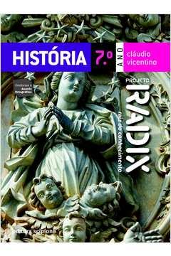 PROJETO RADIX HISTORIA 7º ANO 3ª ED 2013