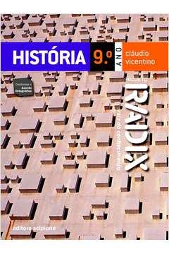 Historia 9º Ano - Projeto Radix