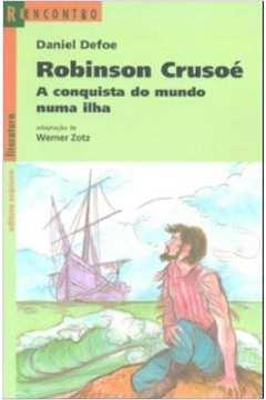 Robinson Crusoé - Coleção Reencontro