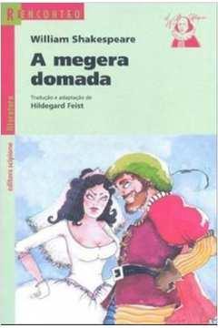 A Megera Domada-livro