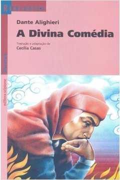 A Divina Comédia - Série Reencontro (com Caderno de Atividades)